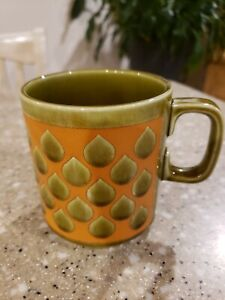 HORNSEA John Clappison  Raindrop mug