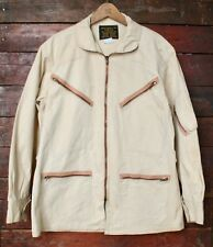 VTG AVIREX TYPE K-4 COTTON SUMMER FLYING JACKET MADE IN USA SIZE 46
