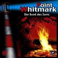 POINT WHITMARK - 20/DER BUND DES ZORNS   CD NEU VOLKER SASSENBERG