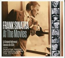 FRANK SINATRA AT THE MOVIES - 3 CD BOX SET - THE LADY IS A TRAMP & MORE