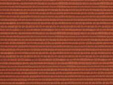 Noch 56670 Scala H0, Dachiegel, Rosso 25x12,5cm (1qm=53,33 Euro)