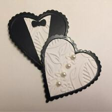 Wedding Love Hearts Lovers Die Cut  metal cutting die cutter cards scrap booking