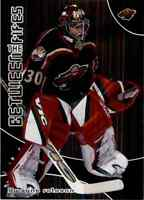 2001-02 In The Game Between The Pipes Dwayne Roloson #83