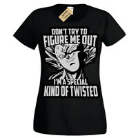 I'm a special kind of twisted T-Shirt dragon Womens Ladies