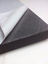 Glatt Schaumstoff SELBSTKLEBEND Dämmung Schallschutz Koffer strumente 100x50 cm