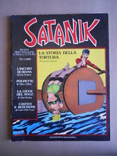 SATANIK - Rivista Immagine n°1 1984 - con Eric Stanton   [G628] BUONO