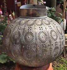 Markenlose Deko-Kerzenständer & -Teelichthalter aus Metall für Stumpenkerzen