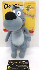 "Disney Doug ""Porkchop"" Plush Doll Toy ABC Saturday Morning Mattel BRAND NEW HTF"