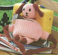 *Puppy Pack (fanny pack) crochet PATTERN INSTRUCTIONS