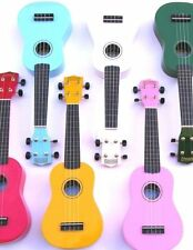 MAHALO SOPRANO UKULELE ASSORTED COLOURS W UKE GIG BAG INCLUDED YOU CHOOSE COLOUR