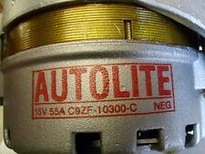 1969 MUSTANG AC 428 CJ AUTOLITE ALTERNATOR  C9ZF-10300-C   W/ FREE  VOLTAGE REG