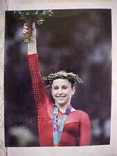 Gold Medal Winner Carly Patterson Signed 11X14