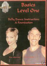 Hahbi Ru 1, Basic Folkloric Belly Dance Instruction Foundation Steps, Easy DVD