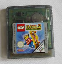 Lego Insel 2     Game Boy Spiel siehe auch Foto