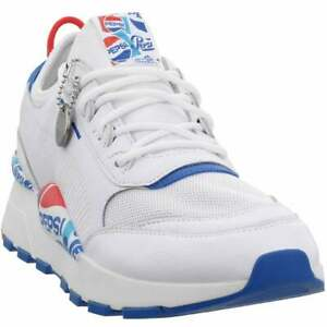 Puma Rs-0 X Pepsi Lace Up  Mens  Sneakers Shoes Casual   - White - Size 8.5 D