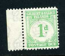 Mint Hinged Gilbert & Ellice Stamps (Pre-1971)