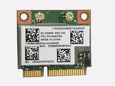 Hot Thinkpad E430 E130 E435 E530 S230U 04W3764 Bluetooth 4.0 Wifi Card 2.4/5GHZ
