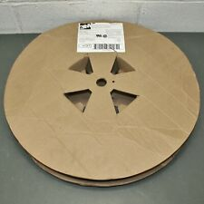 3m Heat Shrinkable Flexible Polyolefin Tubing Fp 301 1 12 Id X 100 L Black