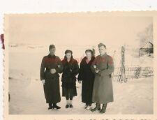 6 x Foto, H.M.Fidelsberger, A.R.109, Liebschaften in Seppelewo 1941 (W)1467