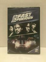 2 Fast 2 Furious (DVD, 2003) Paul Walker, Tyrese Gibson, Eve Mendes