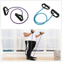 Elastic Resistance Band Fitness Tubes Exercise Cord Yoga Pull Rope Workout Band
