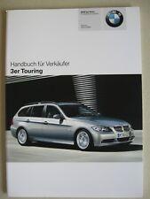Venditore MANUALE BMW 3er Touring e91 318i 320i 325i 330i 320d 330d XI MJ 2006