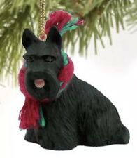 Scottish Terrier Scotty Dog Tiny One Christmas Holiday ORNAMENT