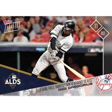 2017 Topps NOW MLB 746 Didi Gregorius 2-HR Game Fuels Yankees Win