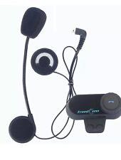 T-COM Interphone Motorcycle Bluetooth Intercom Headset Motorbike Helmet Speaker