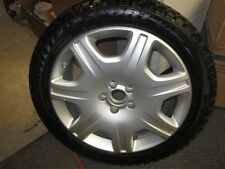 ONE WHEEL BENTLEY BENTLY WHEEL WITH TIRE NEEDS MINOR REPAIR  245/45/16 DUNLOP