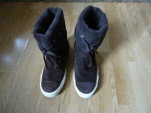 LADIES WOMEN OLDERS GIRLS CONVERSE ALL STAR AUTUMN WINTER SUEDE BOOTS SIZE 3 NEW