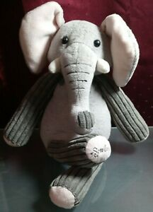 Scentsy Buddy Ollie The Elephant Gray Full Size Plush No Scent Pack