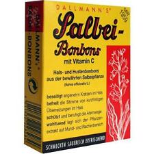 DALLMANNS SALBEIBONBONS 20St 0258738