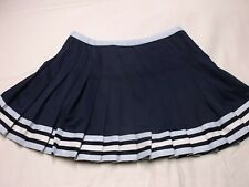 Cheer Skirt Blue Youth 16 XL Cheerleader uniform skirt.