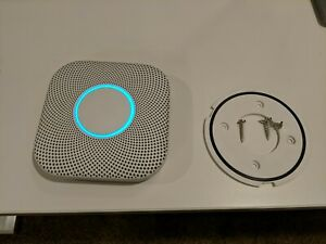 Nest Protect - Smart - Smoke & Carrbon Monoxide Alarm - Battery