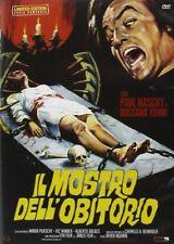 Il Mostro Dell'obitorio (1973) DVD Edizione Limitata E Numerata