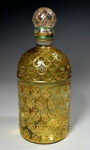 Vintage Commercial Perfume Bottle Guerlain Jicky Bees! Boxed Sealed Paris France