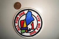 OA BOY SCOUT AMERICA BSA FLAP REGION 1 ONE FOR ALL POCKET PATCH