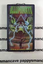 Vintage 1982 Steve Jackson Games ~ILLUMINATI~ Role-Playing Game ~COMPLETE