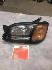 Subaru Outback My00  Headlight Left 2000