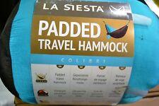 La Siesta Colibri Travel Hammock - Padded Turquoise