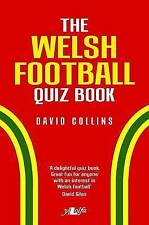 Welsh Football Quiz Book, The by David Collins (Paperback, 2016)