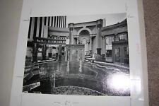 Vintage Photograph Piazza d'Italia, New Orleans LA