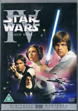 STAR WARS IV A NEW HOPE (DVD,2004)