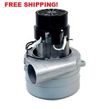 605057 Vacuum Motor  5400, 24 Volt DC, 3 Stage