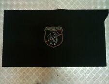 Abarth 500  tappetino moquette baule bagagliaio  car boot floor carpet cover
