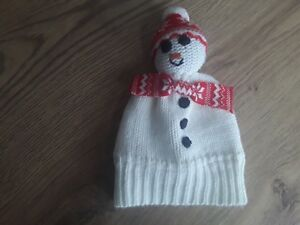 Early Days snowman hat 0 - 6 months