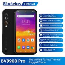 Blackview BV9900 Pro Wärmebildkamera Handy 8G+128GB Smartphone Ohne Vertrag 48MP