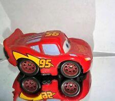 #95 LIGHTNING McQUEEN RED RACE CAR ● DISNEY PIXAR CARS MOVIE ● MINI ADVENTURES