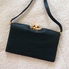 Ted Baker Bobble Crossbody Handbag - Emerald Green with gold hardware